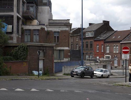 16/06/19  Charleroi has fallen into silence
